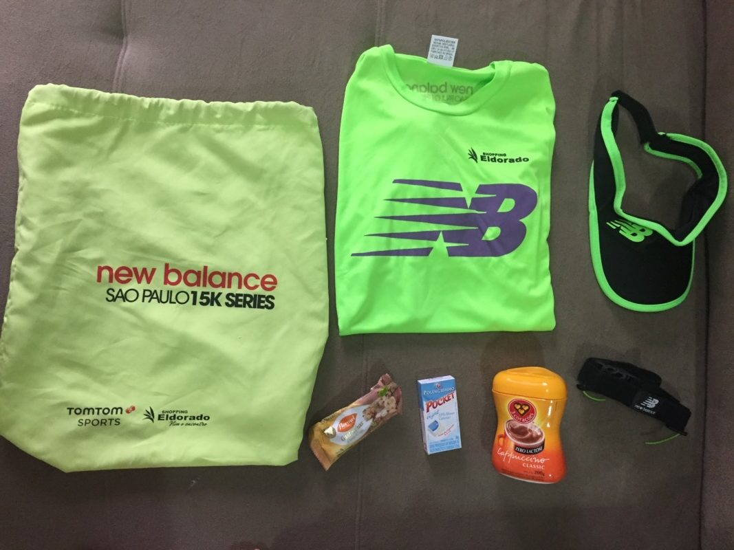 Kit - New Balance 15k Series