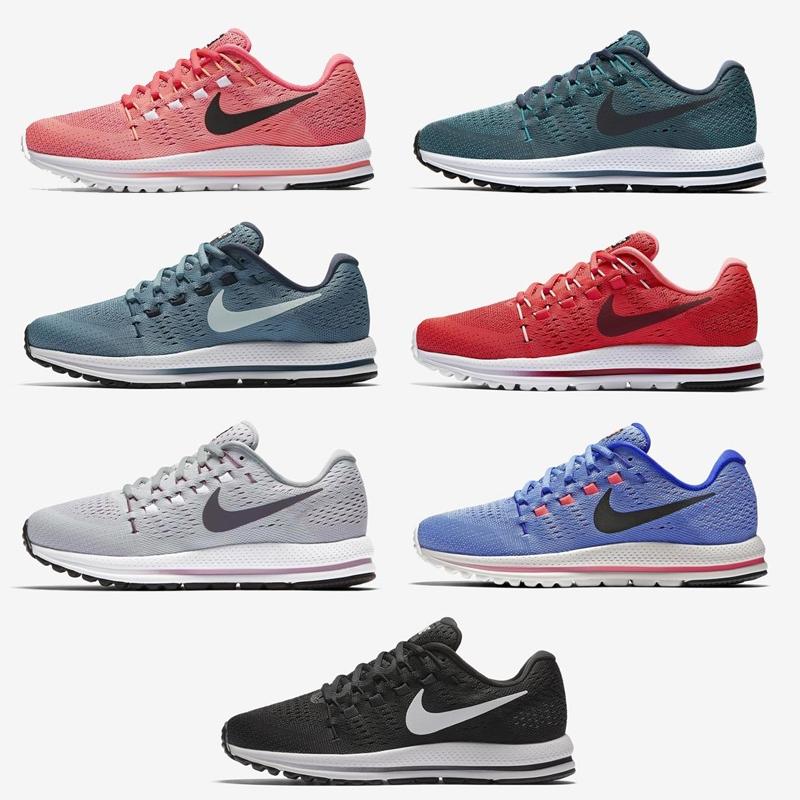 Cores Femininas Nike Air Zoom Vomero 12